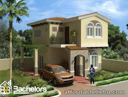 1st picture of Fonte de Versailles Vittore Model - 1 House Unit Left! For Sale in Cebu, Philippines