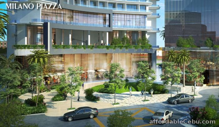 2nd picture of 1BR 40sqm  High End Condminium by Versace in Makati For Sale in Cebu, Philippines