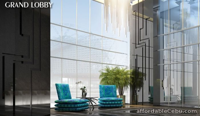 5th picture of 1BR 40sqm  High End Condminium by Versace in Makati For Sale in Cebu, Philippines