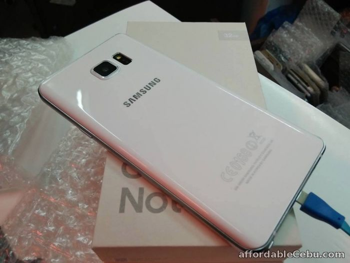 3rd picture of SAMSUNG NOTE 5 Quadcore For Sale in Cebu, Philippines