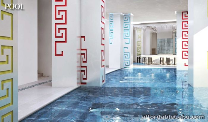 3rd picture of 1BR 40sqm  High End Condminium by Versace in Makati For Sale in Cebu, Philippines