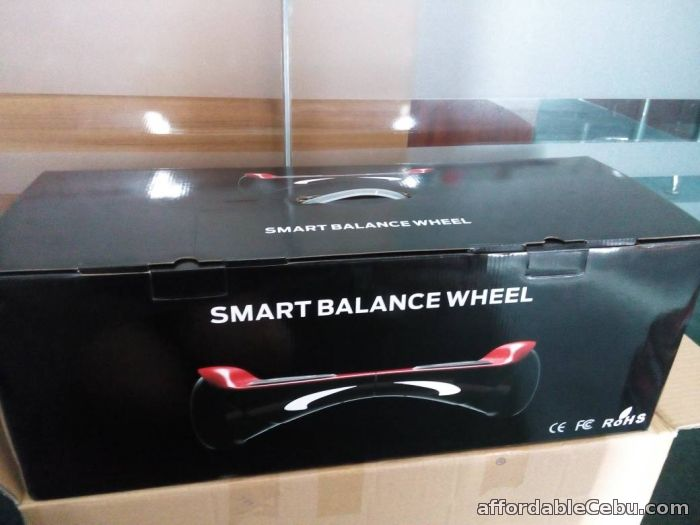 4th picture of Hoverboard with Bluetooth and Speaker For Sale in Cebu, Philippines