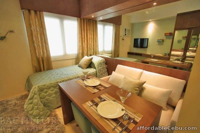 2nd picture of Condominium studio unit for sale in Mabolo For Sale in Cebu, Philippines