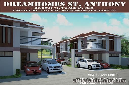 3rd picture of Townhouse located in Talamban Cebui near Gaisano Grand For Sale in Cebu, Philippines