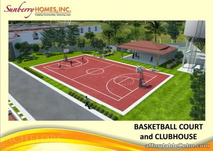 4th picture of Sunberry Homes Townhouses For Sale in Cebu, Philippines