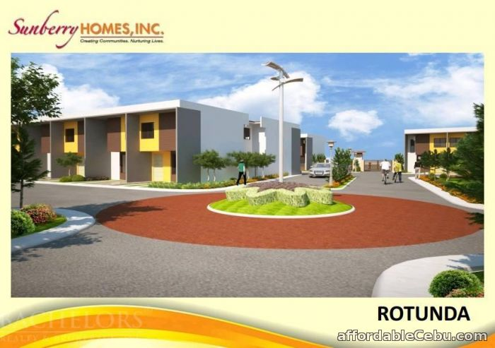2nd picture of Sunberry Homes Townhouses For Sale in Cebu, Philippines