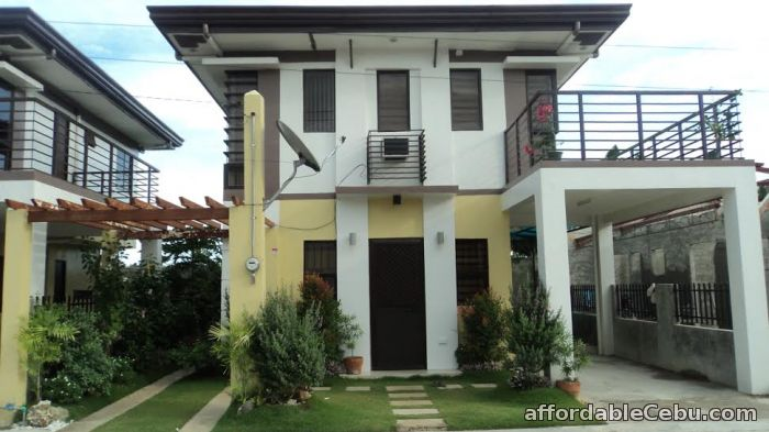 1st picture of MIDORI PLAINS SUBDIVISION ensie model rfo For Sale in Cebu, Philippines