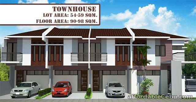 1st picture of Townhouse located in Talamban Cebui near Gaisano Grand For Sale in Cebu, Philippines