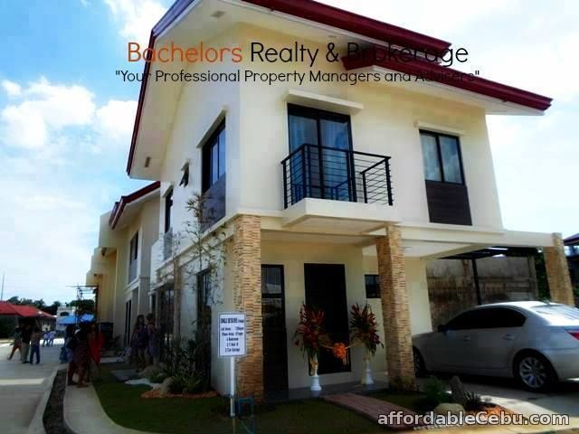 1st picture of Minglanilla 2Storey Single Detached Luana Homes For Sale in Cebu, Philippines