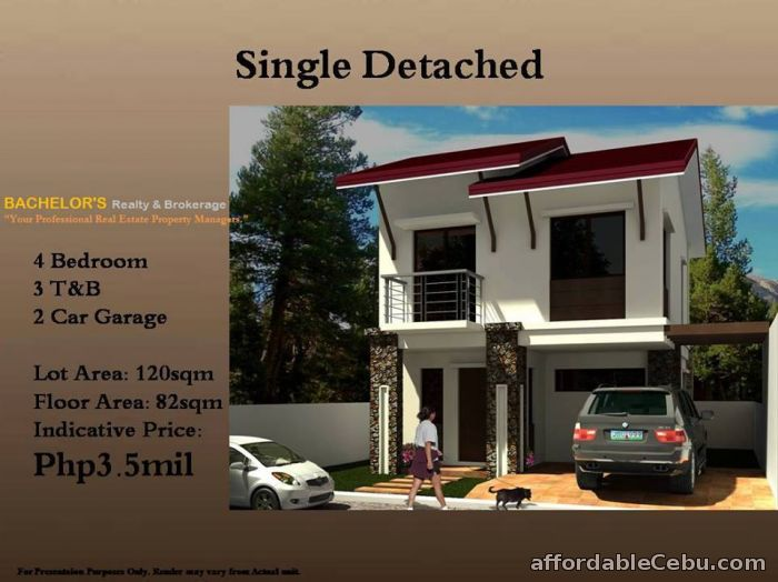 5th picture of Minglanilla 2Storey Single Detached Luana Homes For Sale in Cebu, Philippines