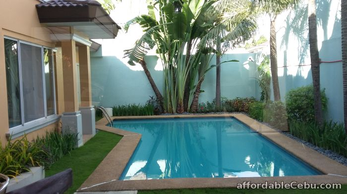 2nd picture of Nice House w/ Pool Inside Safe Subdivision Up for Sale by CebuPropertyLiving-10/15/15 For Sale in Cebu, Philippines