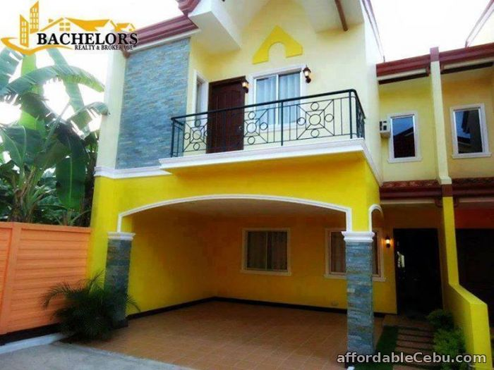 2nd picture of Talamban Brandnew Townhouses For Sale in Cebu, Philippines