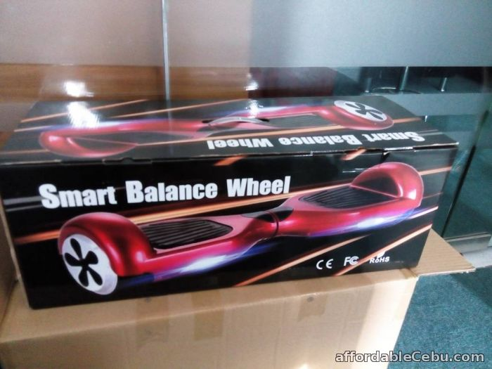 3rd picture of Hoverboard Free Shipping For Sale in Cebu, Philippines