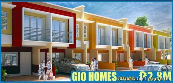 1st picture of Townhouse in Banawa, Cebu City For Sale in Cebu, Philippines