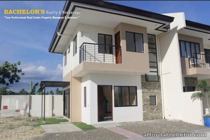 1st picture of Anami Homes Mactan, Duplex Dahlia Model For Sale in Cebu, Philippines