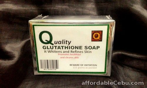 2nd picture of Quality soap (Carrot ang Glutathione) For Sale in Cebu, Philippines