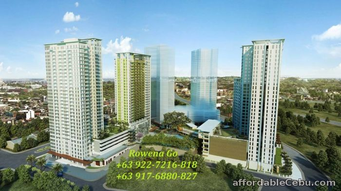 1st picture of Solinea CONDO LAZULI Tower 1 Bedroom Finished For Sale in Cebu, Philippines