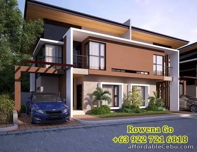 1st picture of NO DOWNPAYMENT NO EQUITY Villa Teresa Cordova 4 Bedrooms Duplex House Ready to Occupy Homes For Sale in Cebu, Philippines