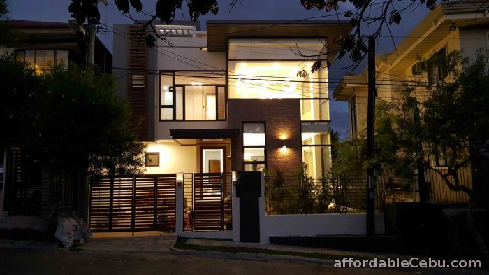 1st picture of SEMI-FURNISHED MODERN DESIGN HOUSE AND LOT FOR SALE For Sale in Cebu, Philippines