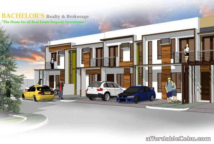 1st picture of Capitol House and Lot Res. near Mc Donald Escario For Sale in Cebu, Philippines