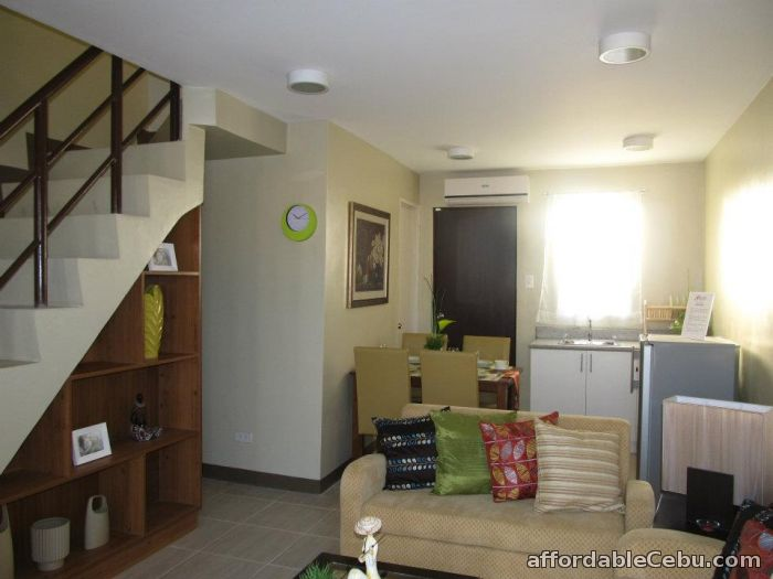 3rd picture of Townhouse near Airport: As low as 5,750/month call 09231256220 For Sale in Cebu, Philippines