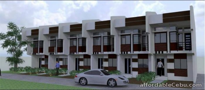 1st picture of Lapu-lapu Townhouse near Opon Church and Mercado For Sale in Cebu, Philippines