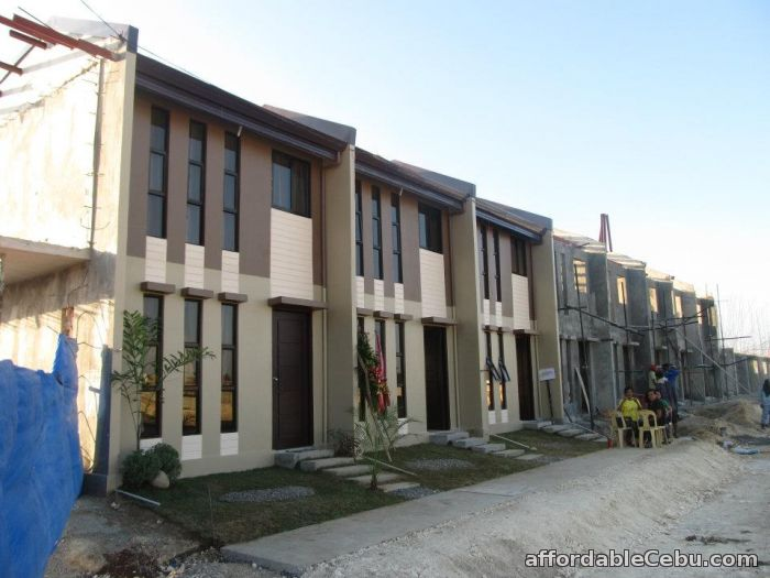 1st picture of Townhouse near Airport: As low as 5,750/month call 09231256220 For Sale in Cebu, Philippines