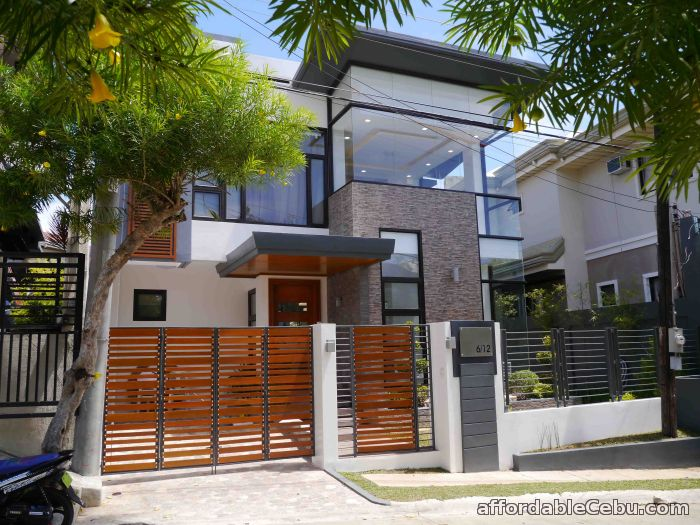 2nd picture of SEMI-FURNISHED MODERN DESIGN HOUSE AND LOT FOR SALE For Sale in Cebu, Philippines