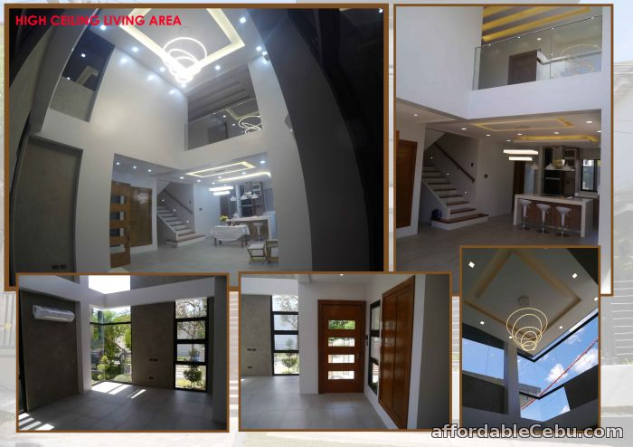 4th picture of SEMI-FURNISHED MODERN DESIGN HOUSE AND LOT FOR SALE For Sale in Cebu, Philippines