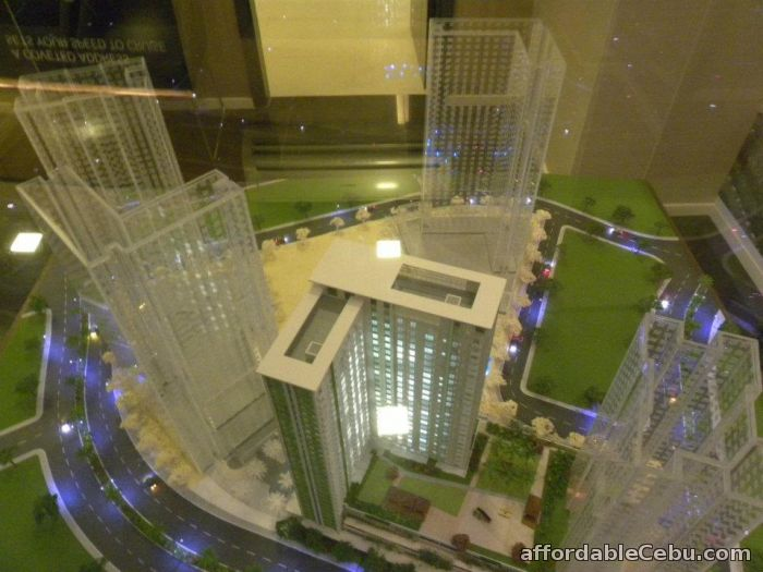 2nd picture of 5-Tower Condo with 1000sqm swimming pool in front AYALA CENTER For Sale in Cebu, Philippines