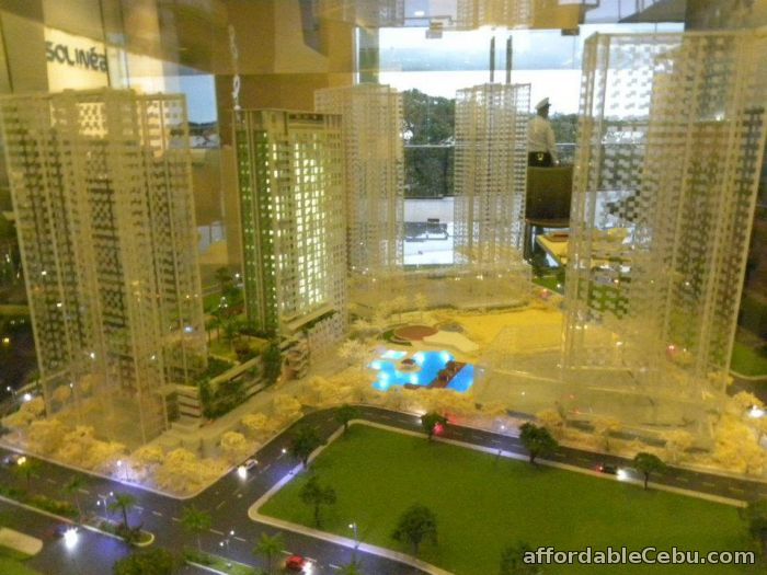 1st picture of 5-Tower Condo with 1000sqm swimming pool in front AYALA CENTER For Sale in Cebu, Philippines