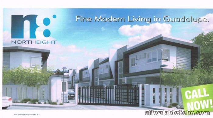 1st picture of Modern Living In Affordable Townhouses At Guadalupe For Sale in Cebu, Philippines