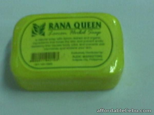 1st picture of Lemon Soap For Sale in Cebu, Philippines