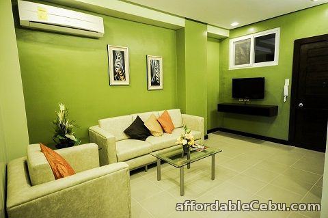 3rd picture of Serviced Apartment 2 bedroom 80sqm fully furnished For Rent in Cebu, Philippines