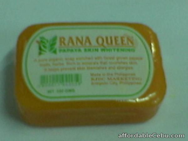 1st picture of Papaya Skin Whitening Soap For Sale in Cebu, Philippines