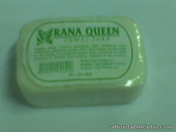 3rd picture of Papaya Skin Whitening Soap For Sale in Cebu, Philippines