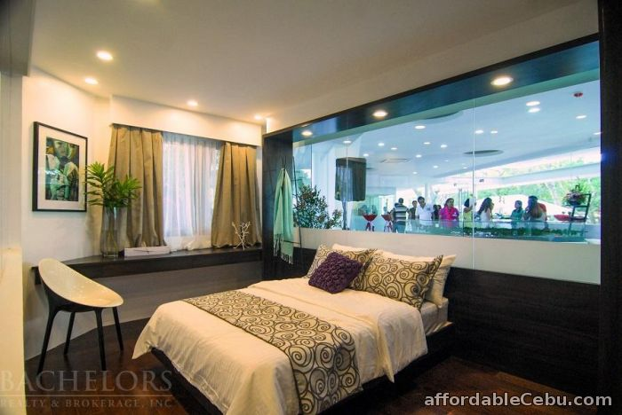 4th picture of Tambuli Seaside Residences Studio Unit For Sale in Cebu, Philippines