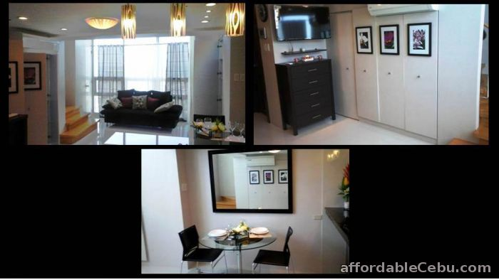 1st picture of RFO Furnished 2 Bedroom Condo within Cebu City For Sale in Cebu, Philippines
