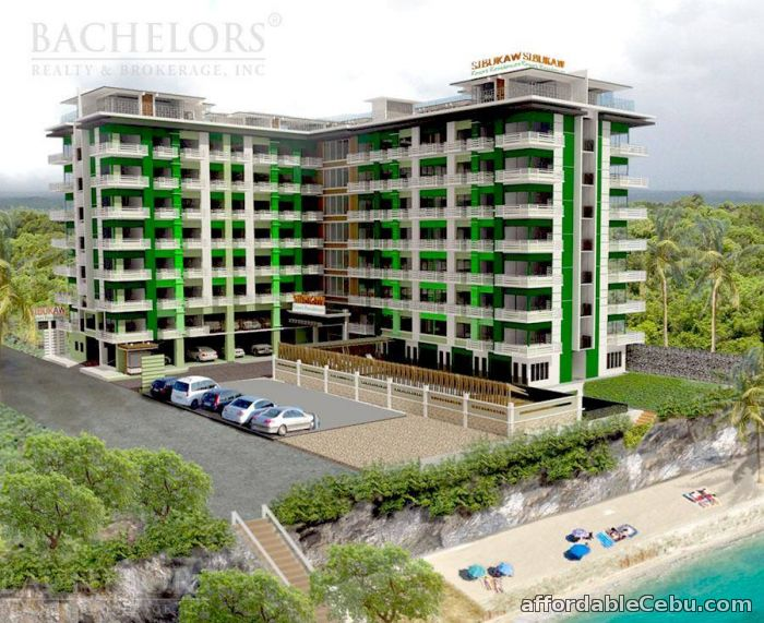 1st picture of Sibukaw STUDIO TYPE Condo UNIT Resort and Res. Beach Front For Sale in Cebu, Philippines