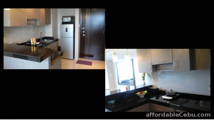 3rd picture of RFO Furnished 2 Bedroom Condo within Cebu City For Sale in Cebu, Philippines