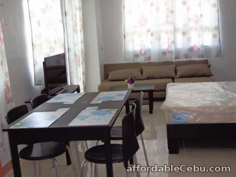 3rd picture of CEBU Corner Unit Studio with balcony and furnishings FOR SALE For Sale in Cebu, Philippines