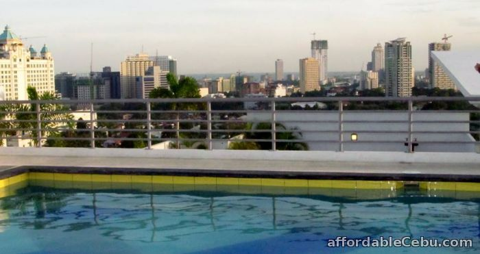 5th picture of CEBU Corner Unit Studio with balcony and furnishings FOR SALE For Sale in Cebu, Philippines