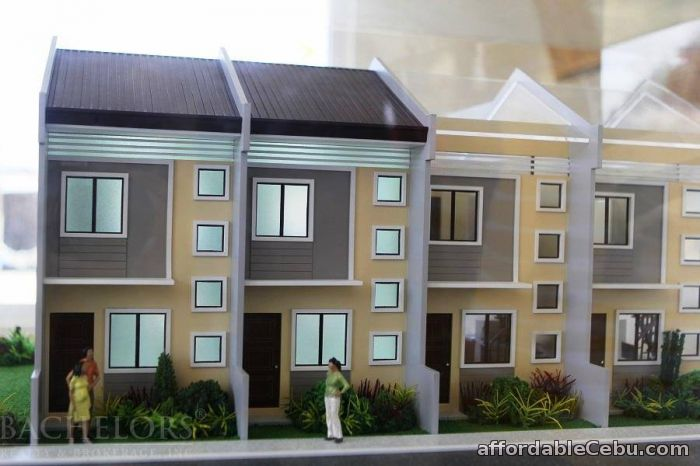 1st picture of Basak Mactan Townhouse FOR SALE Blessed Sacrament Subd. For Sale in Cebu, Philippines