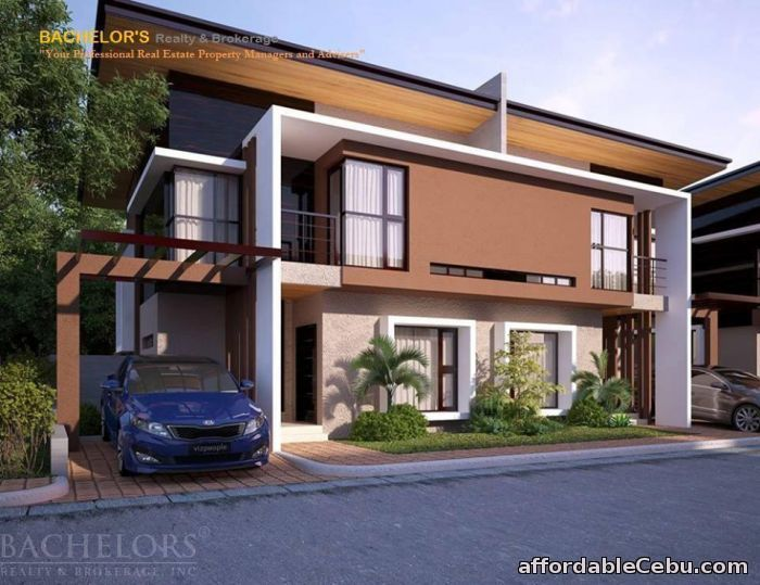 1st picture of Duplex House in Villa Theresa Cordova Cebu along future 3rd brige For Sale in Cebu, Philippines