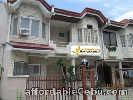 1st picture of Townhouse in Labangon, El Salvador Ext., Cebu City for Rent❣ For Rent in Cebu, Philippines