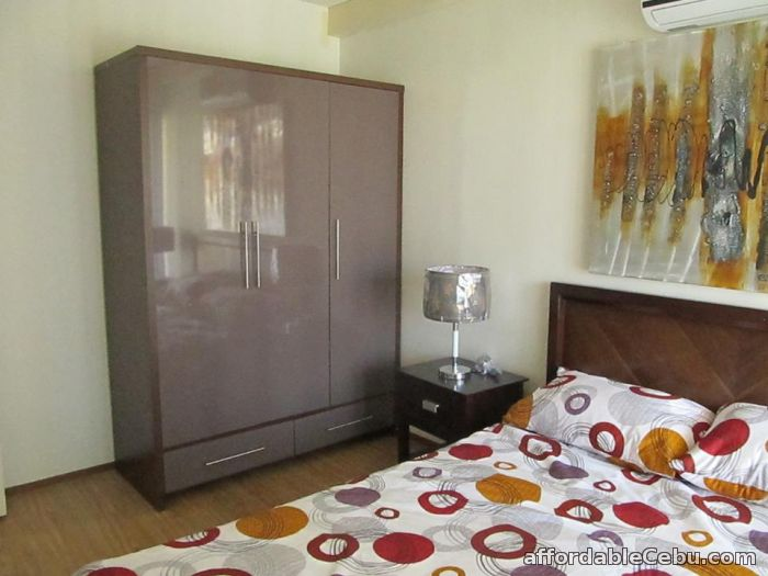 4th picture of SRP Condo 2 Bedroom Furnished in South Road Properties Cebu City For Rent in Cebu, Philippines