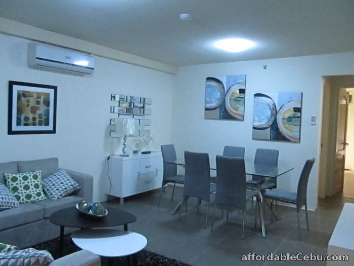 3rd picture of SRP Condo 2 Bedroom Furnished in South Road Properties Cebu City For Rent in Cebu, Philippines