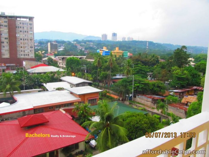 4th picture of Furnished Studio Unit with Balcony near IT Park Lahug, Cebu City For Rent in Cebu, Philippines