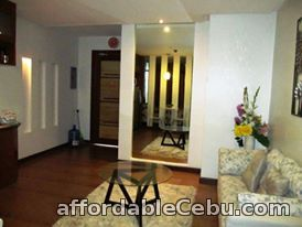 4th picture of FOR RENT Furnished Condo in Apple One, Ayala Cebu City For Rent in Cebu, Philippines