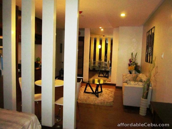 3rd picture of FOR RENT Furnished Condo in Apple One, Ayala Cebu City For Rent in Cebu, Philippines